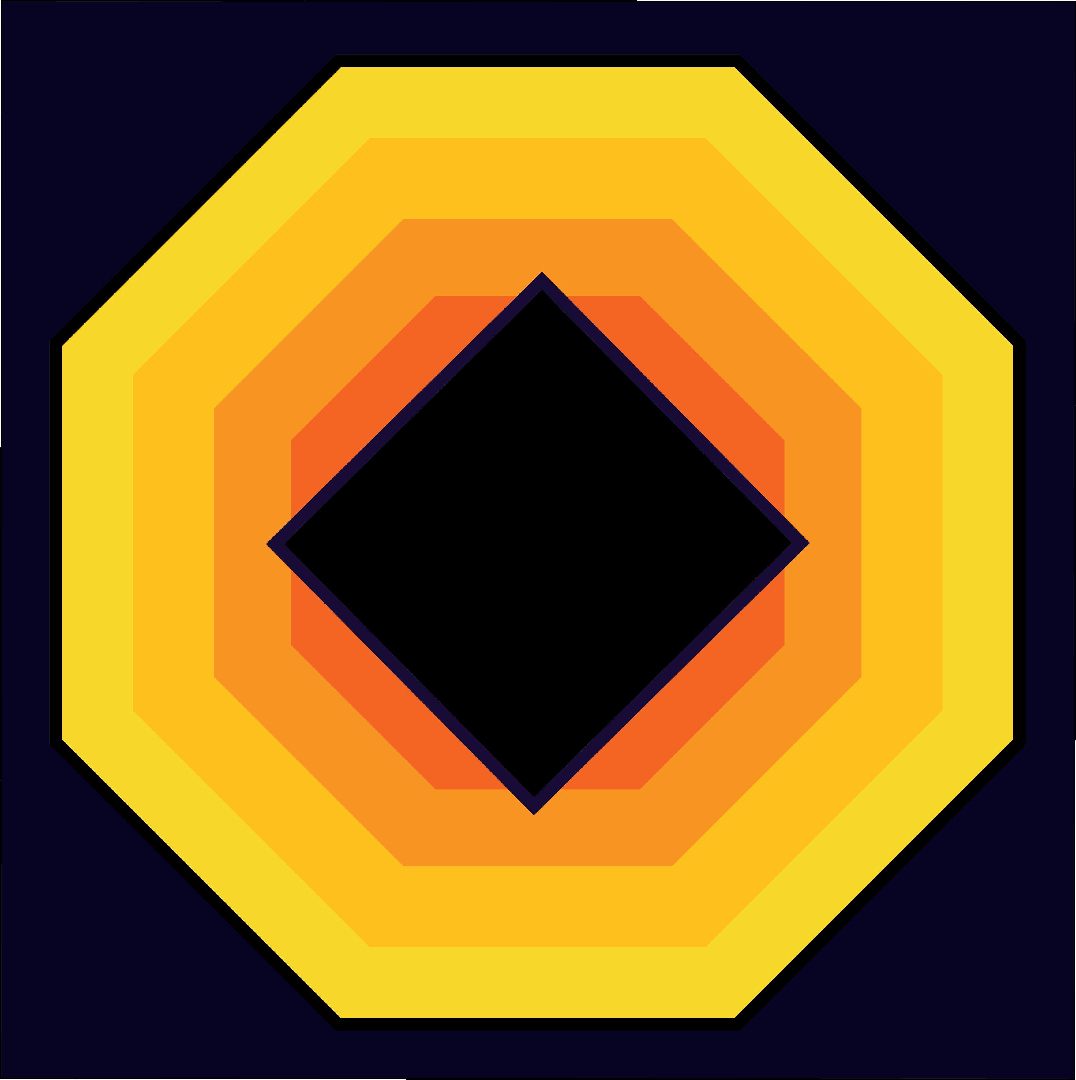 fresnel black box octagon logo